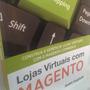 Livro Lojas Virtuais Com Magento André Gugliotti