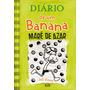 Livro Diário De Um Banana 8: Maré De Azar Capa Dura