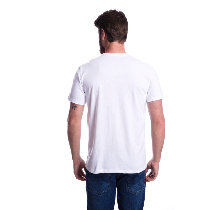 Camiseta Long Island Vibes Branca