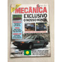 Revista Oficina Mecânica 19 Xr3 Conversível Accord T146