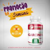 PROMOÇÃO - GARCÍNIA 500mg    60 Cápsulas