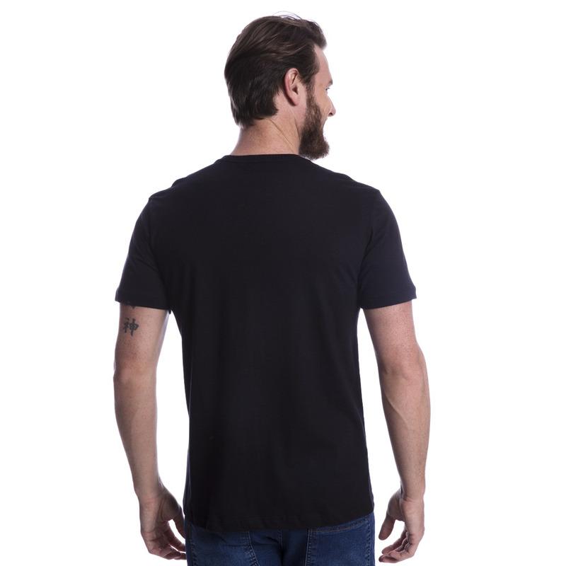 Camiseta Long Island Escobar Preta