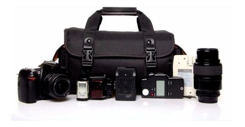 Bolsa Tc Fotogrtafia P/ Nikon D3100 D3200 D3300 D3400 D3500 D5200 D5300 D5400 D5500 D5600 D7500 D7200 D7100 D750 D500 Original