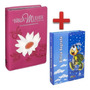 Bíblia De Estudo Da Mulher Ntlh Bíblia Infantil Mig E Meg