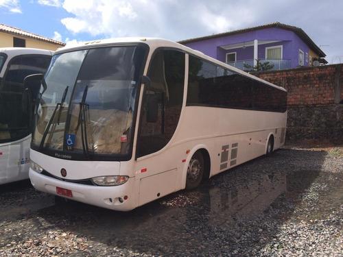 Ônibus Marcopolo 1050 Ano 2002 C/ar-condicionado