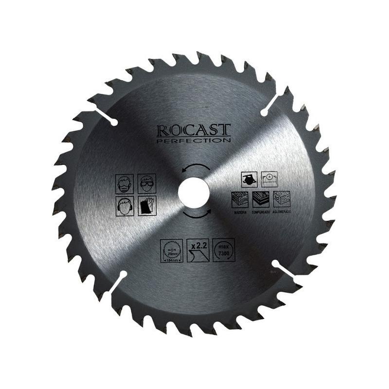 Serra circular MD 12''X 60D-Rocast