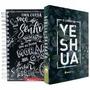 Kit Agenda Lettering Bíblia Yeshua Nvi Jesuscopy