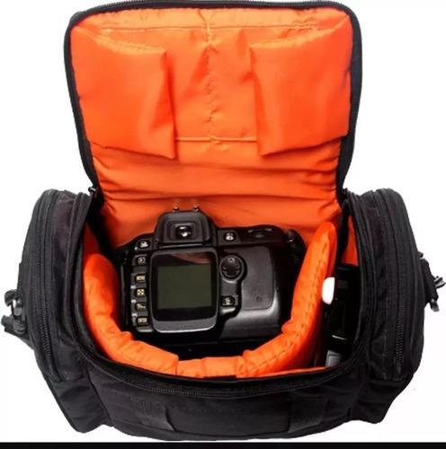 Capa Bolsa Case Dslr Canon T6s T1i T4 T5 T3i T4i T5i T6i T7i Original