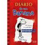 Livro Diário De Um Banana Vol.1 Um Romance Em Quadrinho