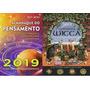 Kit Almanaque Do Pensamento/wicca 2019