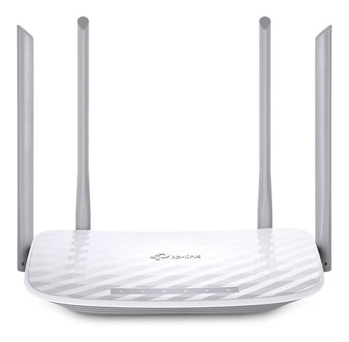 Roteador Wireless Wi-fi Tp-link Archer C5 Gigabit 100/1000 1200mbps Dual Band Ac1200 Original