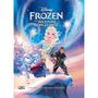 Frozen Uma Aventura Congelante A Historia Do Filme Quadrinho