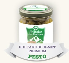 Shiitake Gourmet Premium Chimichurri + Pesto (2 Potes)