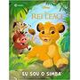 Livro O Rei Leao Eu Sou O Simba