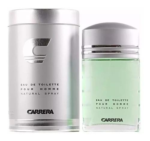 Perfume Carrera Masculino 100ml Edt - 100% Original
