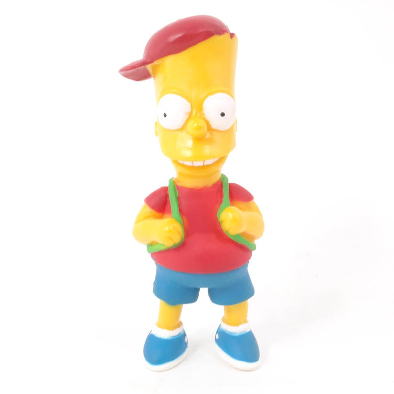 Boneco Multikids The Simpsons Bart - BR499