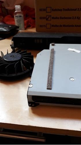 Ps3 Slim Fontes Não Testadas,+5 Drives + 10 Coolers Original