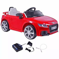 Carro elet. audi TT  r/s - Vermelho - 12V 921800 Belfix