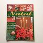 Revista Natal Em Biscuit Árvore Guirlanda Sousplat N°04