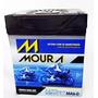 Bateria Moura Ma6 d Tornado Fazer 250 Nxr150 Cbx250 Cb300 Nt