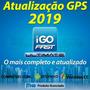 Atualização Gps2019 Igo Ultimate Bak Apontador Aquarius Midi
