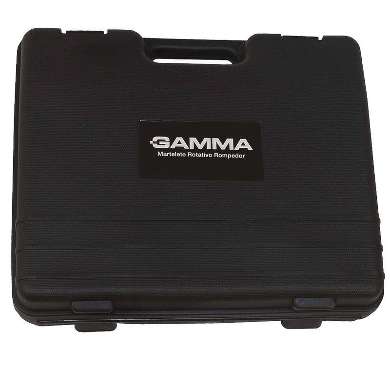 Martelete Rotativo SDS Plus 1500W - G1951BR - Gamma Ferramentas