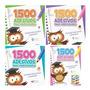 Presente Dia Dos Professores: 30 Livros 1500 Adesivos Pedago