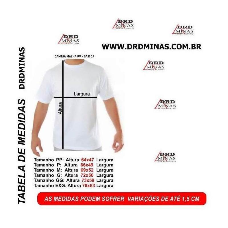 Camisa Polícia Penal - DEPEN - Modelo 6 - Preta  Bordada