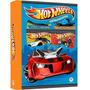 6 Mini Livros Livrinho Histórias Infantil Hot Wheels Carros