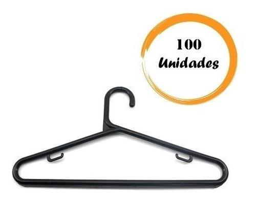 100 Cabides Preto Adulto Barato Pronta Entrega Atacado Original