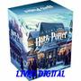 Livro Coleção Harry Potter (7 Volumes) Envio Imediato!!