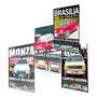 Livros Carros Nacionais Guia Histórico Brasília Gol Monza