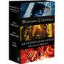 Box As Crônicas De Artur (3 Volumes) Frete Grátis