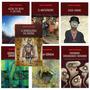 Kit 7 Livros Do Nietzsche Grandes Obras Do Pensamento