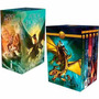 Box Percy Jackson & Os Olimpianos Box Heróis Do Olimpo