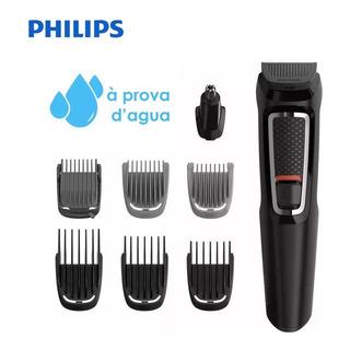 7cc98ed2693 Philips Barbeador Aparador De Pelos À Prova De Água 8 Em 1 R$ 159,90. Santo  André, São Paulo