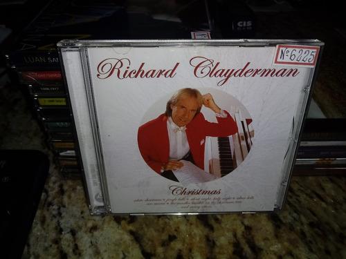 Richard Clayderman,cd Christmas,em Muito Bom Estado, Original