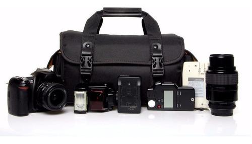 Bolsa Tc Fotogrtafia P/ Nikon D7500 D7200 D7100 D750 D500 Original