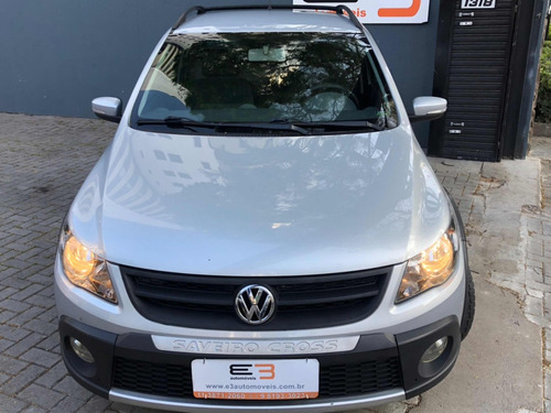 Volkswagen Saveiro 1.6 Cross Cab. Estendida Total Flex 2012