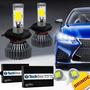 Kit Super Led Tech One H4 6000k 12v E 24v 18w 6000lm Brinde