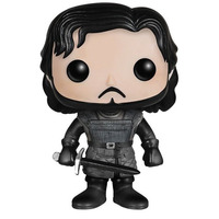 Pop Vinyl Jon Snow Castle Black - Game Of Thrones - Funko