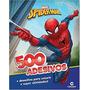 Livro 500 Adesivos Marvel Homem Aranha