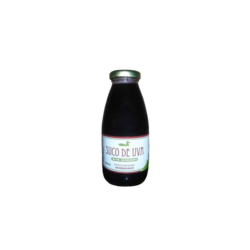 Suco de Uva Tinto 290ml - Don Patto