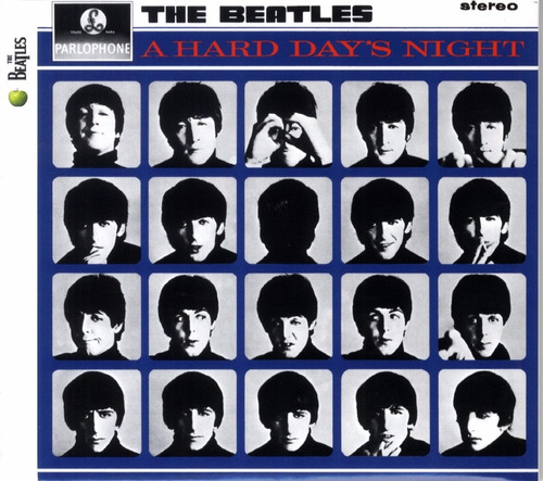 Cd Beatles - A Hard Day's Night - Promoção Somente Hoje