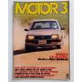 Motor 3 Nº45 Monza, Gurgel Xef, Escort Conversível