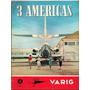 Revista 3 Américas N° 14 Varig 1960