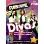 Revista Pôster Rebelde = Divas 3 Casais Gigante 52cm X 42cm!