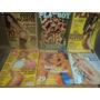 Kits Com 12 Revista Antiga Playboy Sao Gatas Fileee/mais