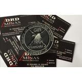 Patch / Distintivo Bordado GIR - IX