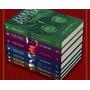 05 Livros Harry Potter Série Com Capa Nova Dura 1, 3, 5, 6 7